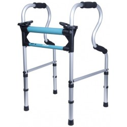 Producto Silla de ruedas plegable de acero Breezy 90 disponible en nuestra web