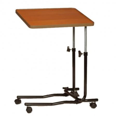 Mesita auxiliar para camas y sillas de ruedas