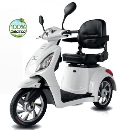 Moto eléctrica para discapacitados LEAD