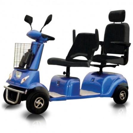 Scooter eléctrico de 2 plazas para discapacitados ENABLED COMBO