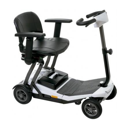Scooter eléctrico plegable I Luna - Apex