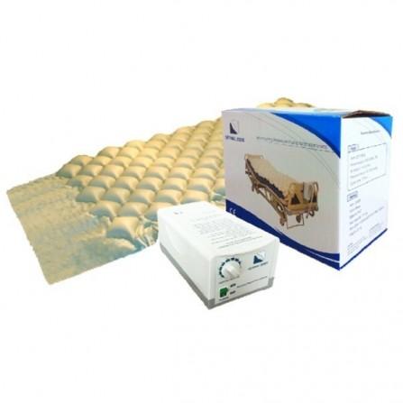 Colchón de aire antiescaras con compresor regulable de uso preventivo OPTIMAL 2000S