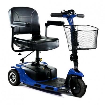 Scooter eléctrico Smart 3 ruedas Libercar