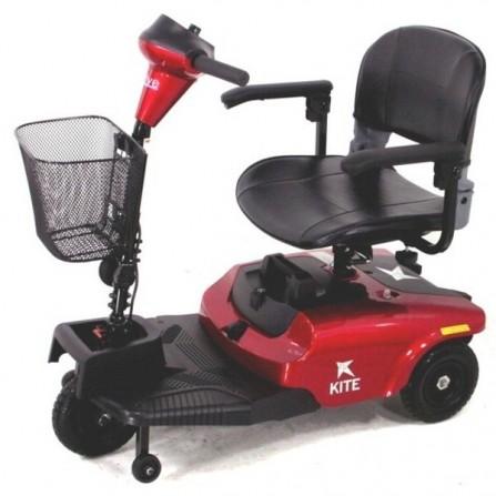 Scooter eléctrico de KITE 3 ruedas