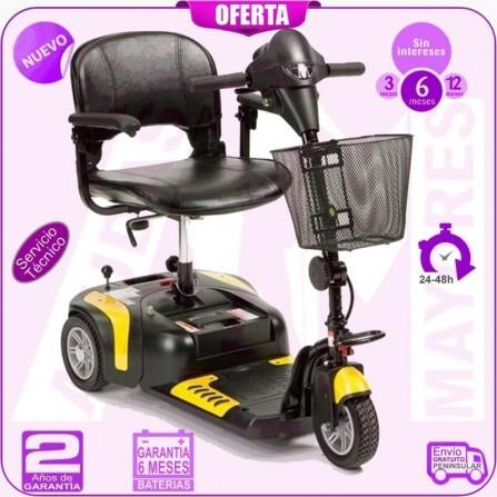 Scooter eléctrico de 3 ruedas PRISM 3