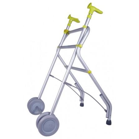 Andador de aluminio regulable AIR