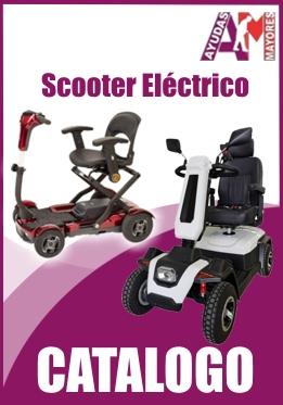 Catalogo scooter Grand Classe de Libercar