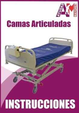 Manual de uso cama RotaPro Standart